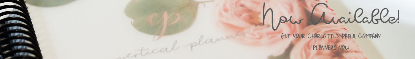 Planner Banner